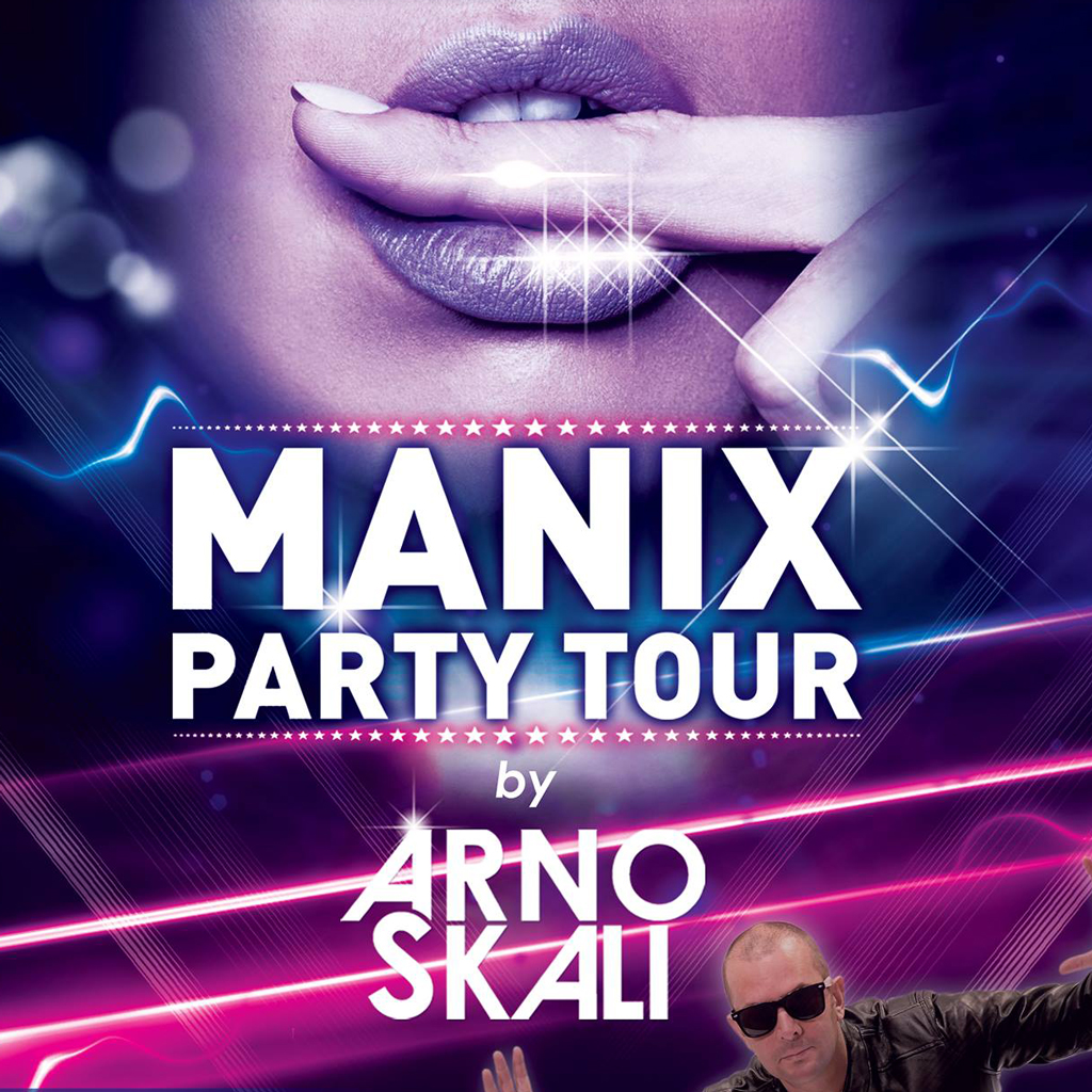 Manix party tour - Club 801